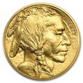 1 oz BU .9999 Gold Buffalo Coin (Random Date)