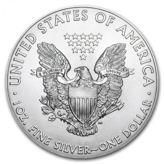 Tube of (20) 2019 1 oz Silver American Eagles BU Mint Roll - Click Image to Close