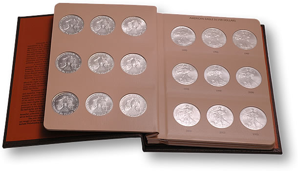 1986-2019 34 Coin Complete Silver American Eagle Set BU - Click Image to Close