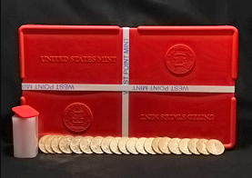 Sealed Monster Box (500) 1 oz BU Gold American Eagles - Click Image to Close
