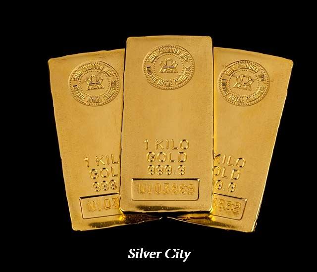 1 Kilo 32 15 Troy Ounces Royal Canadian Mint 9999 Fine Gold
